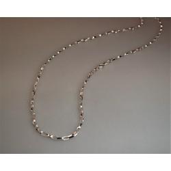 Kette, Silberkette massiv