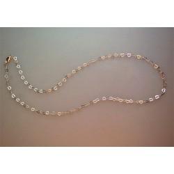 Kette, Herzkette, Silberkette